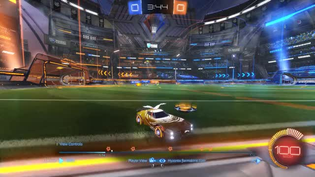 Watch and share Rocket League 2018.03.30 - 11.25.46.07 GIFs on Gfycat
