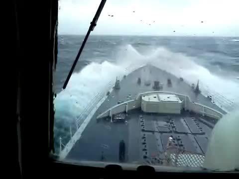weathergifs, HMCS Iroquois GIFs