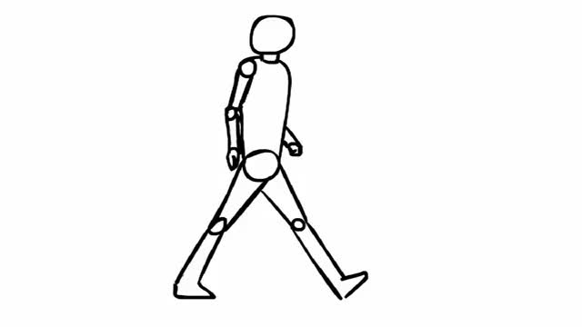 Watch and share Stationary Walk Cycle GIFs on Gfycat