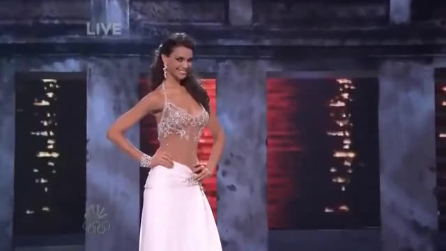 Watch and share MISS UNIVERSE 2008 - EVENING GOWN GIFs on Gfycat