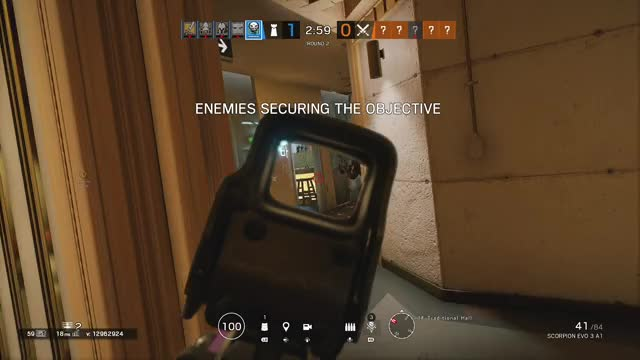 Watch and share RevZao TomClancysRainbowSixSiege 20190422 20-40-52 (1) GIFs by zaolfe on Gfycat