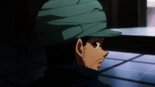 Watch and share Hunter X Hunter GIFs and Ging Freecss GIFs on Gfycat