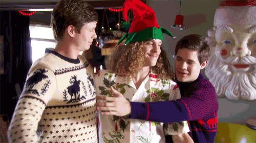 Christmas, Merry Christmas, adam devine, xmas, Merry Christmas GIFs