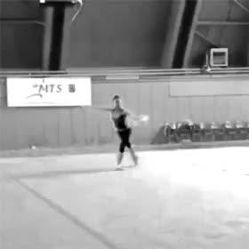 Watch and share Rhythmic Gymnastics GIFs and Flexibility GIFs on Gfycat
