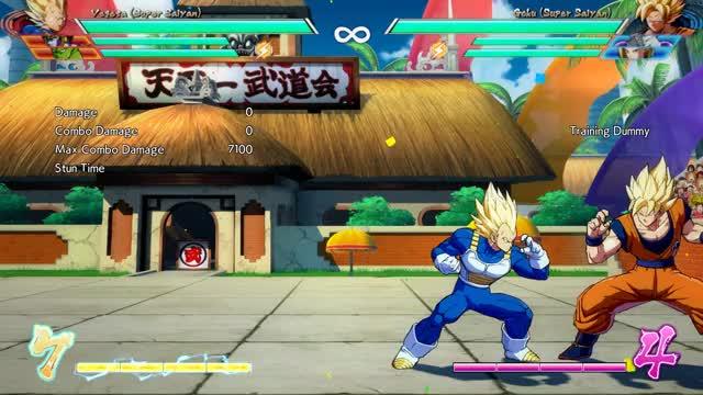 Watch V2 GIF on Gfycat. Discover more Dragon Ball FighterZ, dbfz GIFs on Gfycat