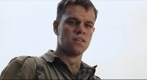 Watch this feeling old GIF by @sedwards3205 on Gfycat. Discover more feeling old, matt damon, saving private ryan GIFs on Gfycat
