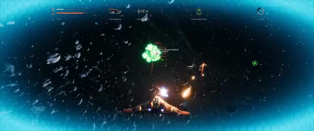 Watch and share EVERSPACE - Interesting New Weapons.mkv GIFs by Ivaylo Parvanov on Gfycat
