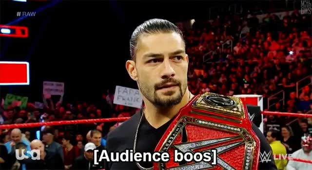 Watch and share Roman Reigns GIFs and Celebs GIFs on Gfycat