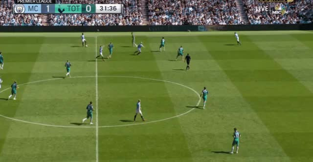 Watch and share Sterling Long Pass Vs Tottenham 18-19 02 GIFs by FIFPRO Stats on Gfycat