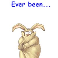 Watch bad bunny photo: bunny flash bunny_flash.gif GIF on Gfycat. Discover more related GIFs on Gfycat