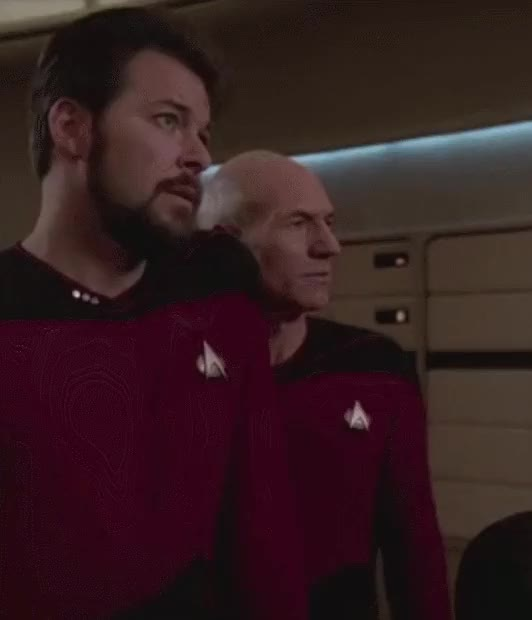 Watch Wholesome mischief GIF on Gfycat. Discover more patrick stewart GIFs on Gfycat