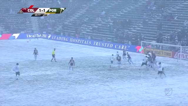 Watch and share Four Snowy Goals Por V Col 2019 GIFs by C.I. DeMann on Gfycat