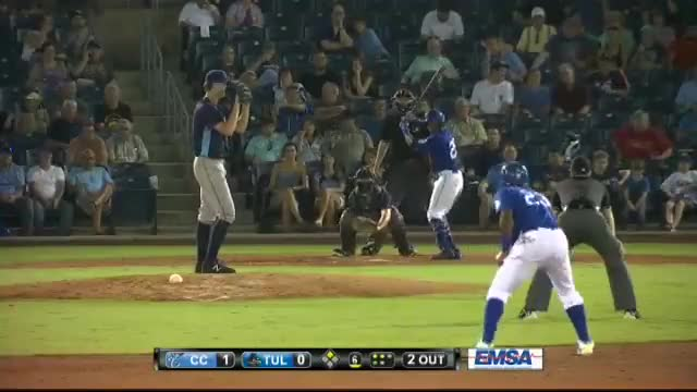Watch and share Tulsa Drillers GIFs and Minor Leagues GIFs by Razzball on Gfycat