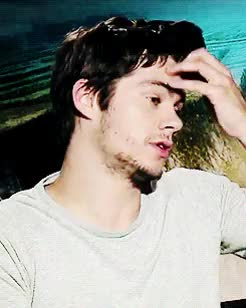 Watch and share Tmr Press Tour GIFs and Dylan O'brien GIFs on Gfycat