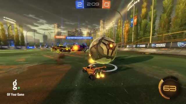 Watch Goal 3: Anon GIF by Gif Your Game (@gifyourgame) on Gfycat. Discover more Anon, Gif Your Game, GifYourGame, Goal, Rocket League, RocketLeague GIFs on Gfycat