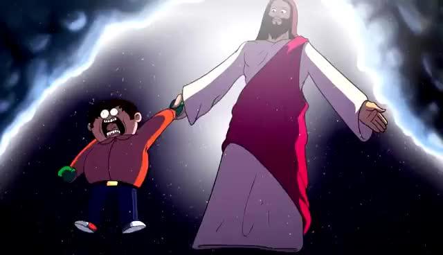Watch jesus GIF on Gfycat. Discover more chris, hellbenders, jesus, zach GIFs on Gfycat
