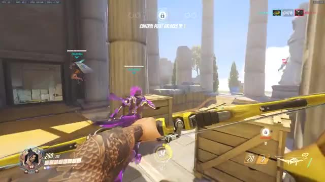 Watch and share Overwatch GIFs and Geometry GIFs on Gfycat