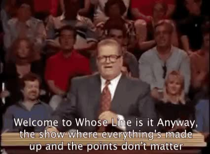 Watch and share Drew Carey GIFs on Gfycat