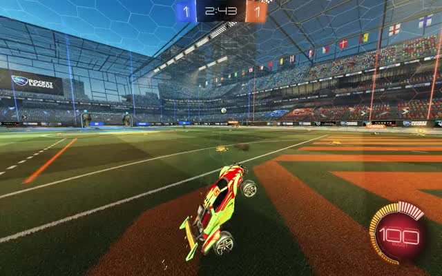 Watch and share Flip Reset Double Touch GIFs by Fnordy on Gfycat