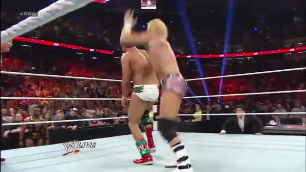 Watch and share Career HighPoint/Overness Day #6: Dolph Ziggler (reddit) GIFs on Gfycat