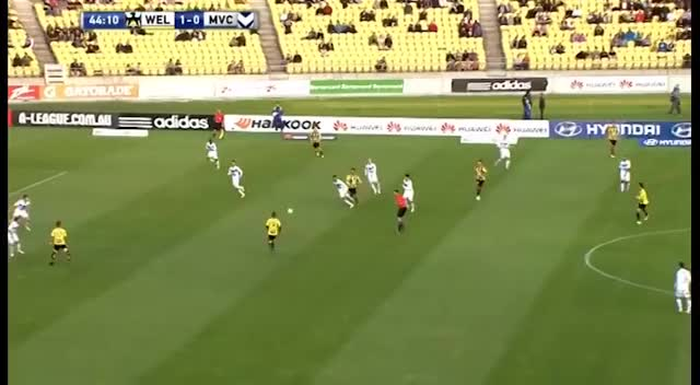 Watch and share Kenny Cunningham Vs Melbourne Victory GIFs by patrick478 on Gfycat