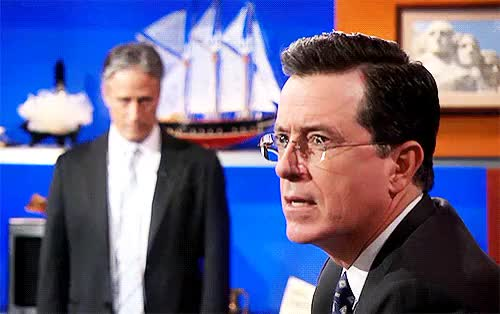 Watch and share The Colbert Report GIFs and Stephen Colbert GIFs on Gfycat