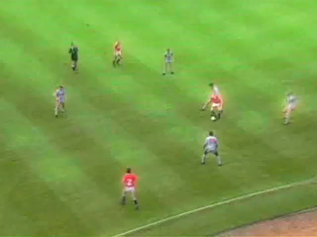 Watch 1990-91 01 Blackmore (Charity Shield) GIF by @mu_goals on Gfycat. Discover more related GIFs on Gfycat