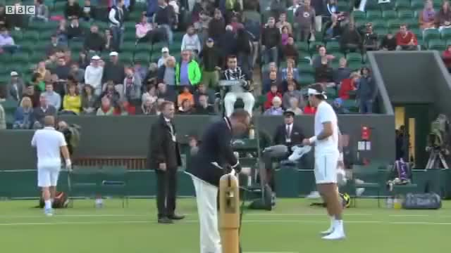 Watch and share Wimbledon GIFs and Tennis GIFs on Gfycat