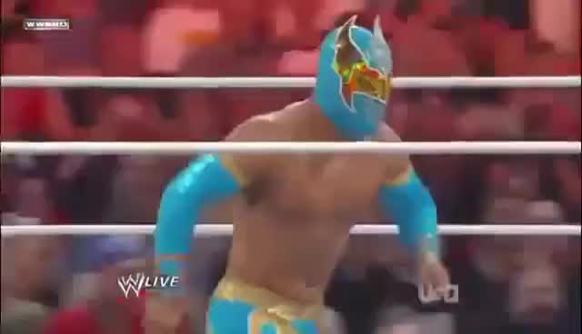 Watch and share Sin Cara GIFs on Gfycat
