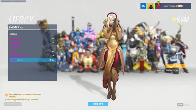Watch and share Overwatch GIFs and Dance GIFs by phimini on Gfycat