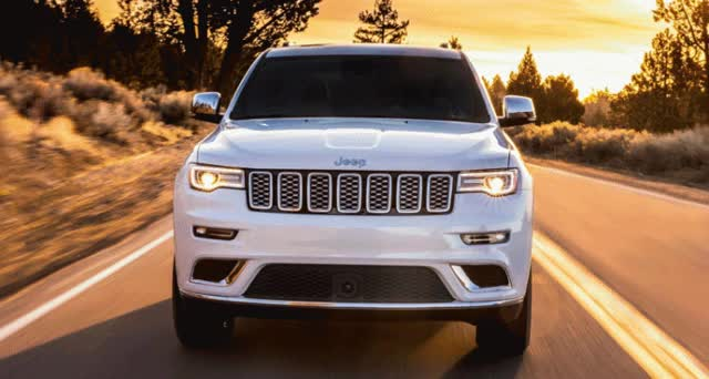 Watch and share Jeep Just Revealed Its Updated 2017 Grand Cherokee Look With Two Fresh Trim Levels: The Trailhawk And Summit. GIFs on Gfycat