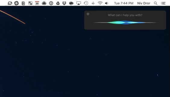 Watch and share Siri Mac GIFs on Gfycat