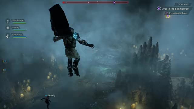 Watch and share Anthem Storm Bug GIFs on Gfycat