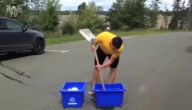 Watch and share Ice Water Challenge GIFs and Sidney Crosby GIFs on Gfycat