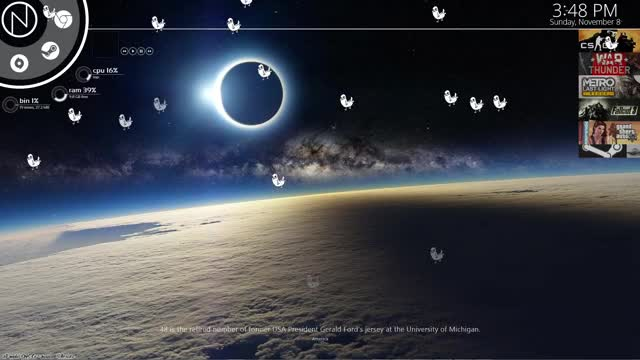 Watch Rainmeter desktop GIF by @chubbymonkey99 on Gfycat. Discover more rainmeter GIFs on Gfycat