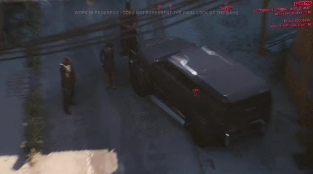 Watch and share Cyberpunk Zoom-in GIFs by Wes on Gfycat