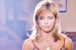 Watch and share Right In The Feels GIFs and Buffy Summers GIFs on Gfycat