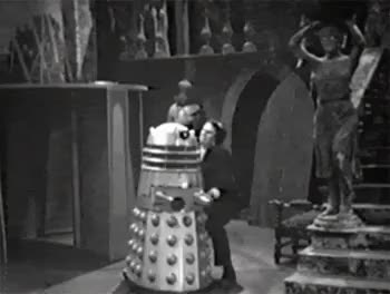 Watch and share Frankenstein V. Dalek GIFs on Gfycat