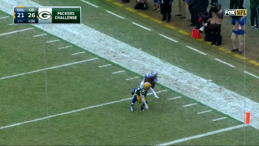 4chan, detroitlions, nfl, Dez Bryant's overturned catch during Cowboys-Packers game (credit u/Fusir) (reddit) GIFs
