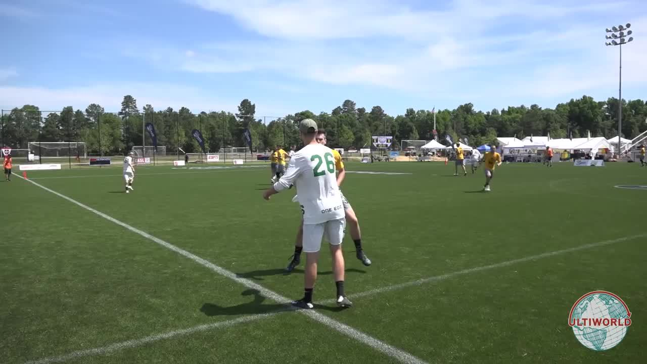 mistyfront, ultimate, College Championships 2016: Day 2 Highlights GIFs