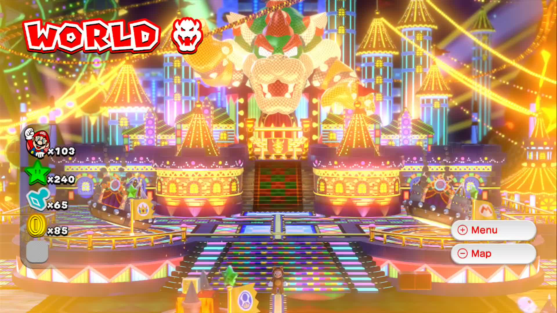 Super Mario 3d World Final Boss Gifs Search | Search & Share