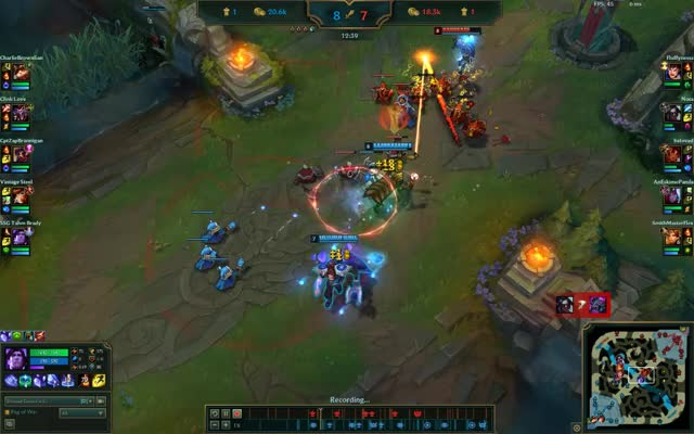 Watch Taric Flash 3man Stun GIF on Gfycat. Discover more related GIFs on Gfycat