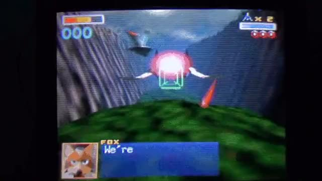 Watch and share Star Fox Video Glitches Part 1 (More In Comments) (reddit) GIFs by pez on Gfycat