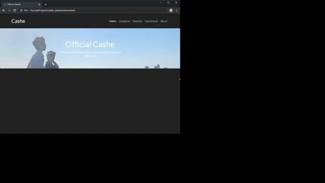 Watch and share Cashe Website V0.1 GIFs on Gfycat
