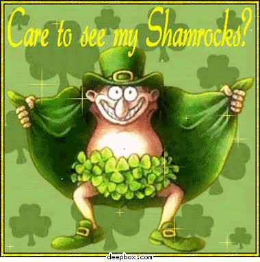 Watch and share St Patty's Day animated stickers on Gfycat