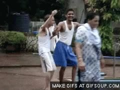 Watch and share Indian Pool Party GIFs on Gfycat