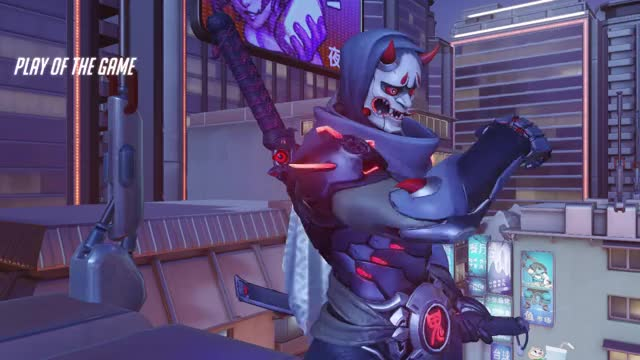 Watch and share Overwatch GIFs and Potg GIFs by lostthelights on Gfycat