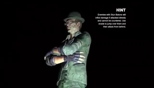 Watch and share Arkham City GIFs and Riddler GIFs on Gfycat