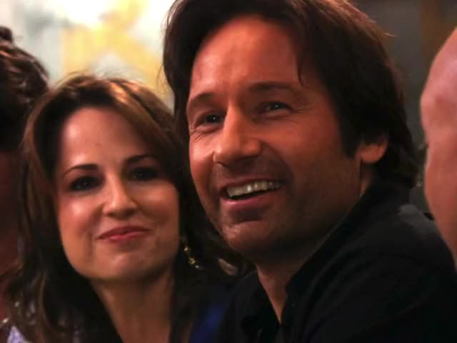 Watch and share Awkward Situation GIFs and David Duchovny GIFs by MikeyMo on Gfycat
