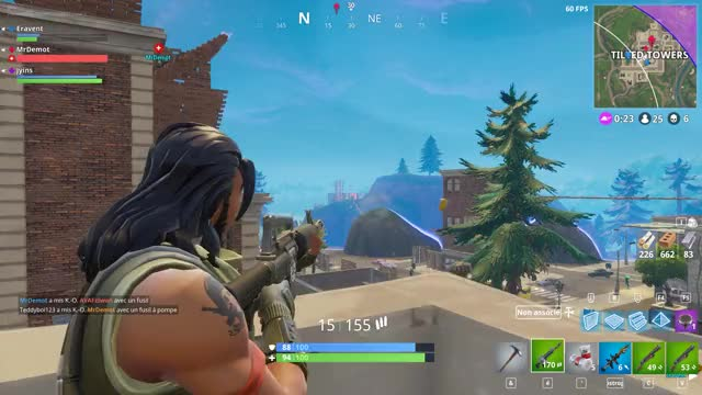 Watch Fortnite 02.05.2018 - 20.59.53.56.DVR GIF by jyinss on Gfycat. Discover more related GIFs on Gfycat